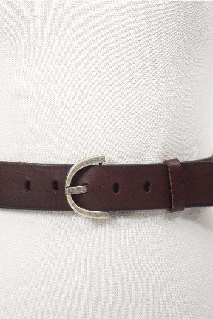 cinturon-4-cm-marron-hebilla-semicircular-plata-vieja