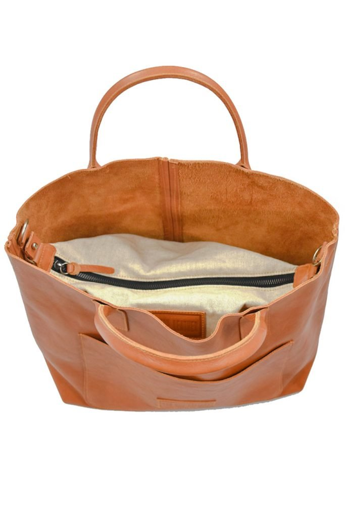 bueno aires bolsa interior extraible totebag handmade